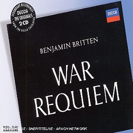 War Requiem, CD