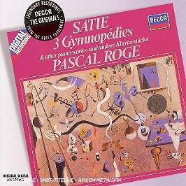 3 gymnopédies..., CD