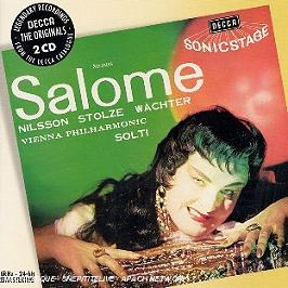 Salomé, CD + Box