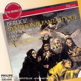Symphonie Fantastique, CD