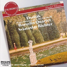 Quintette pour piano opus 5 - quintette pour piano opus 81, CD
