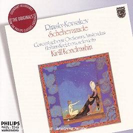 Rimski-korsakov : schéhérazade - borodine : symphonie n°2, CD