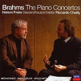 Concerto Pour Piano n°1 - Concerto Pour Piano n°2, CD