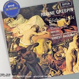Ravel : shéhérazade - berlioz : les nuits d'eté..., CD