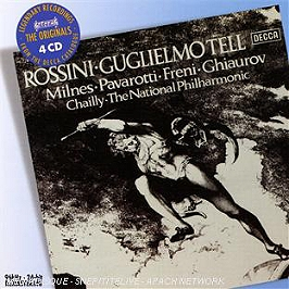 Guillaume Tell (Guglielmo Tell), CD