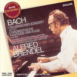 Concerto Italien bwv971 - Fantaisie Chromatique & Fugue bwv903, CD