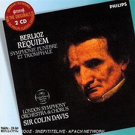 Requiem op.5 - symphonie funèbre & triomphale, op.15, CD