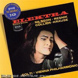 Elektra, CD