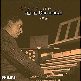 L'art de Pierre Cochereau, CD + Box