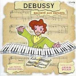 Debussy raconté Aux Enfants, CD