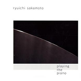 Playing the piano, CD Digipack