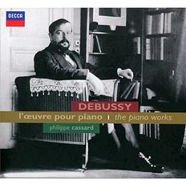 L'oeuvre pour piano, CD + Box