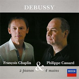 2 pianos & 4 mains, CD
