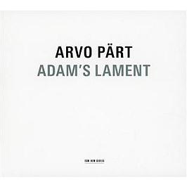 Adam's lament, CD