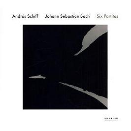 Partitas de Bach, CD