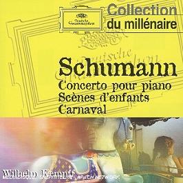 Concerto pour piano - scènes d'enfants - carnaval, CD Digipack