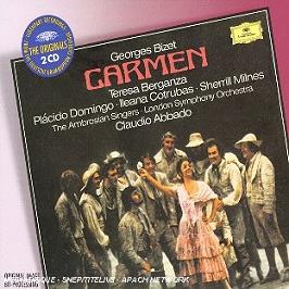 Carmen (Integral), CD