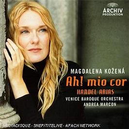 Ah ! mio cor, CD