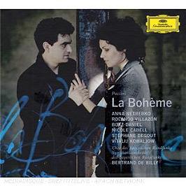La bohème, CD + Box