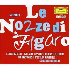 Le nozze di Figaro, CD