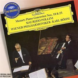 Concerto pour piano n°19 - concerto pour piano n°23, CD