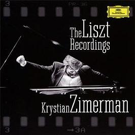 The Liszt recordings, CD