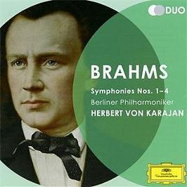 Symphonie n°1 - symphonie n°2 - symphonie n°3 - symphonie n°4, CD