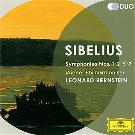 Symphonie n°1 - symphonie n°2 - symphonie n°5 - symphonie n°7, CD