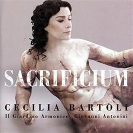 Sacrificium, CD