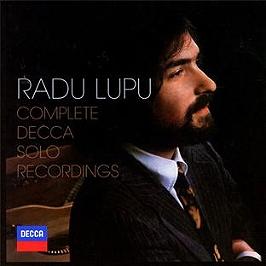 The complete decca solo recorings, CD