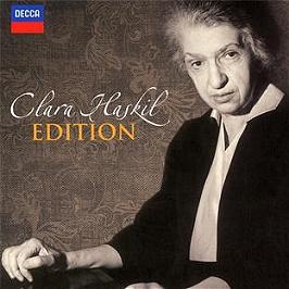 Clara Haskil edition, CD + Box