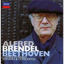 Intégrale des sonates et concertos pour piano, CD + Box