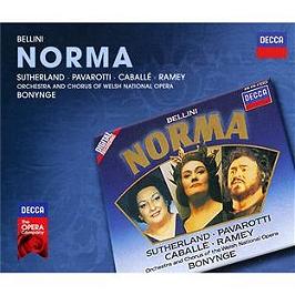 Bellini norma, CD