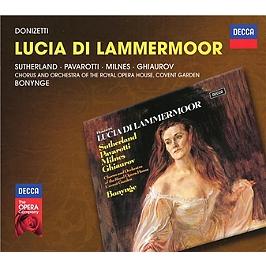 Donizetti lucia di lammermoor, CD