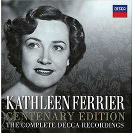 Centenary edition, the complete Decca recordings, CD + Dvd