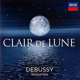 Clair de lune, CD