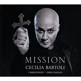 Mission, CD