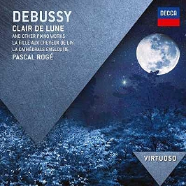 Clair de Lune & other piano works, CD
