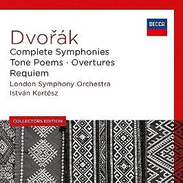 Dvorák: complete symphonies, CD + Box