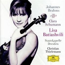 Johannes Brahms, Clara Schumann, CD