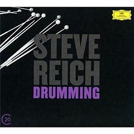 Drumming, CD Digipack