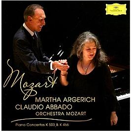Concerto pour piano n°20 - concerto pour piano n°25, CD