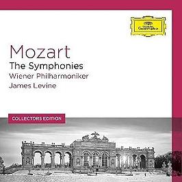 Mozart: the symphonies, CD + Box