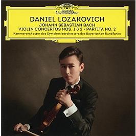 Violin concertos nos.1 & 2, partita no.2, CD