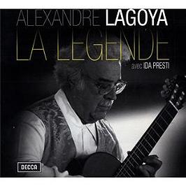 La légende, CD Digipack
