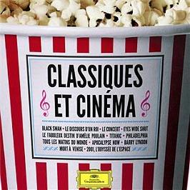 Classiques et cinéma, CD