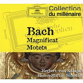 Magnificat en ré majeur - 3 motets, CD Digipack