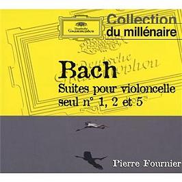 Suite pour violoncelle n°1 - suite pour violoncelle n°2 - suite pour violoncelle n°5, CD Digipack