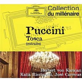Tosca (extraits), CD Digipack