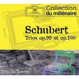 Trio op.99 - trio op.100, CD Digipack